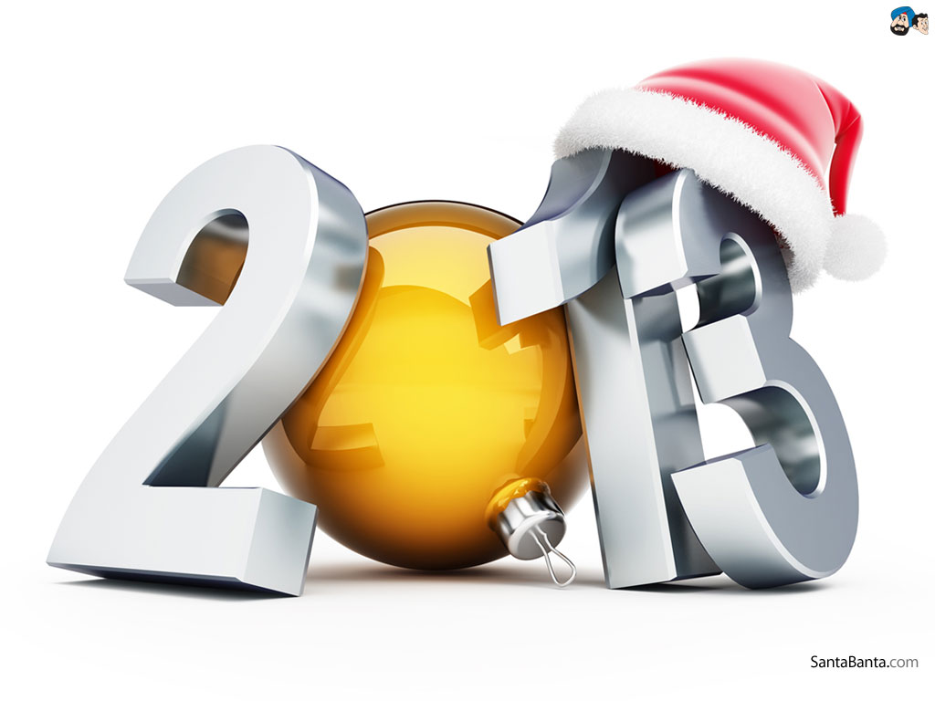A New Year.